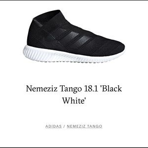 Adidas Nemeziz Tango 18.1 Size 8